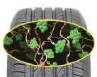 Functionalized Polymer Tread Compound