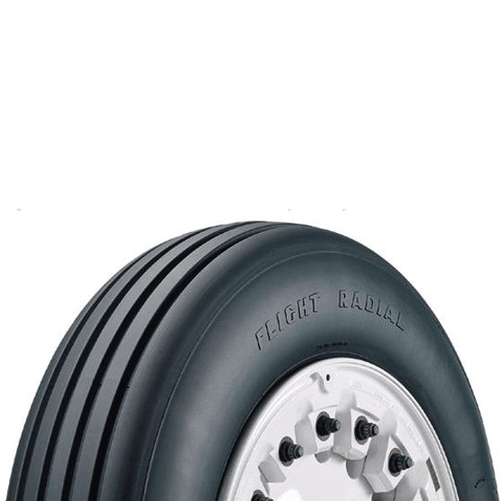1985 - radial tyre